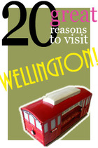 20 Great Reasons to visit Wellington with the Kids