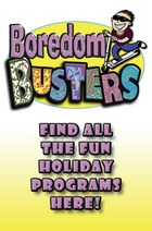 Holiday Programs in Nelson as seen in Boredom Busters